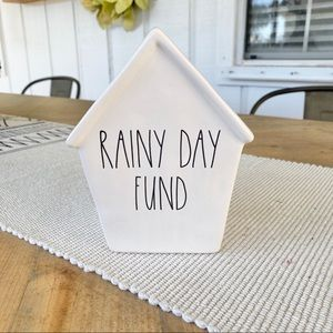 Rae Dunn | Rainy Day Fund bank
